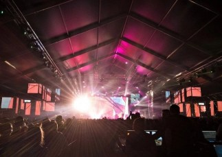 Hangar Stage 2 - Electric Castle Festival – Romania's Best Kept Secret - A World to Travel
