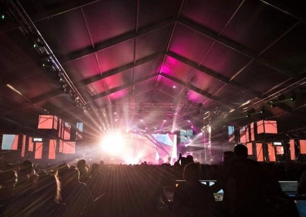 Hangar Stage 2 - Electric Castle Festival – Romania's Best Kept Secret - A World to Travel