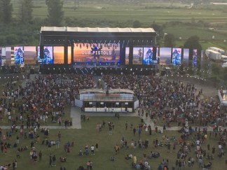 main stage 3 - Electric Castle Festival – Romania's Best Kept Secret - A World to Travel