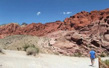 Red Rock National Park Las Vegas - Highlights Of A South West Road Trip - A World to Travel
