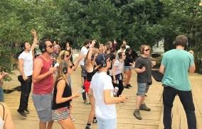 silent disco 2 - Electric Castle Festival – Romania's Best Kept Secret - A World to Travel