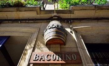 Bodega Bacorino - Galician cuisine - Fun Things to do in Ferrol - A World to Travel (4)