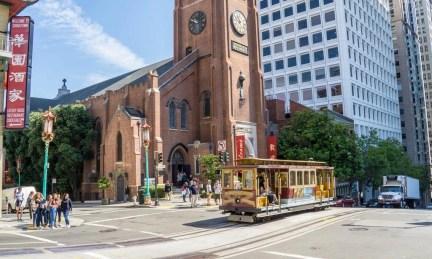 Cable car - Razones que te harán volver a San Francisco - A World to Travel