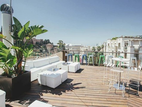 2. alcazaba-premium-hostel-malaga - Cool Hostels in Europe for Couples - A World to Travel