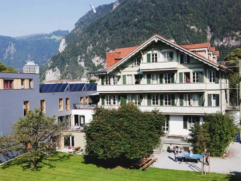 5. backpackers-villa-sonnenhof - Cool Hostels in Europe for Couples - A World to Travel