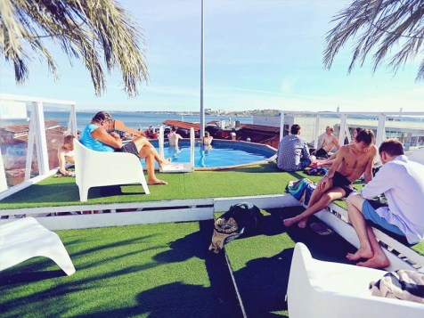 6. sunset destination hostel - Cool Hostels in Europe for Couples - A World to Travel