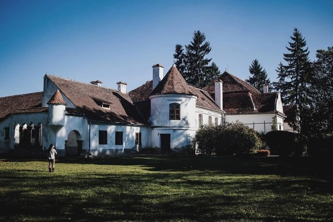 Castle landscape - Visit Covasna County A Stunning Land of Mansions in the Romanian Transylvania - A World to Travel