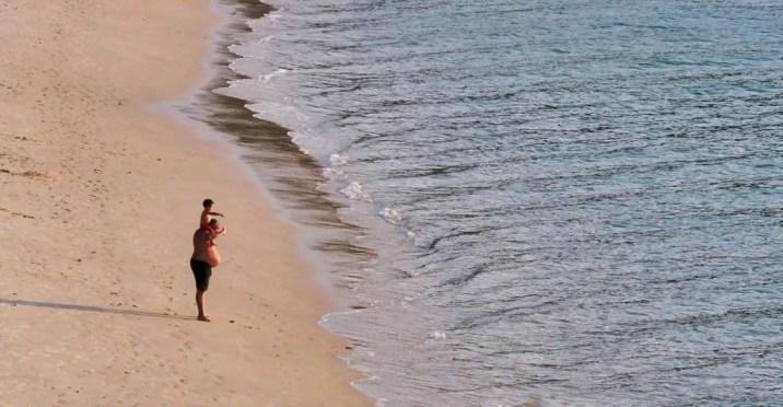 Sunset at Mogor Beach - Terras de Pontevedra - A World to Travel (2)