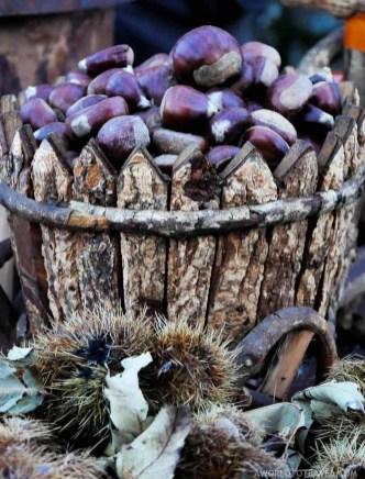 Chestnuts basket - Gralheira- Cinfaes - Montanhas Magicas Road Trip - Portugal - A World to Travel