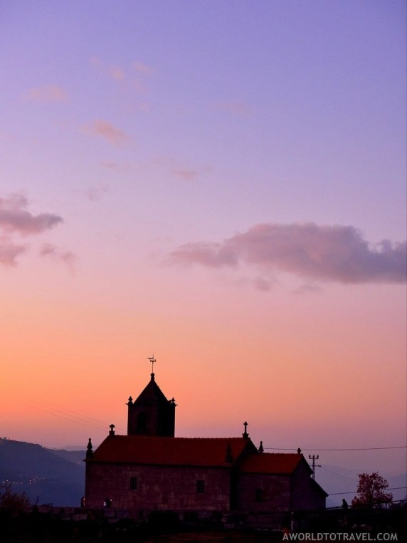 Church at Bustelo da Laje - Cinfaes - Montanhas Magicas Road Trip - Portugal - A World to Travel
