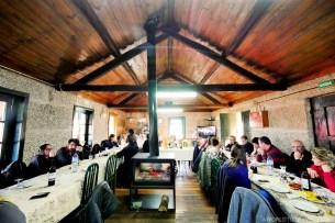 D Amelia Restaurant inside - Castelo de Paiva - Montanhas Magicas Road Trip - Portugal - A World to Travel