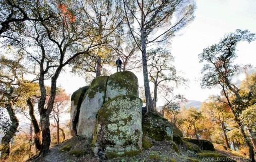 Ilha dos Amores - Castelo de Paiva - Montanhas Magicas Road Trip - Portugal - A World to Travel (4)