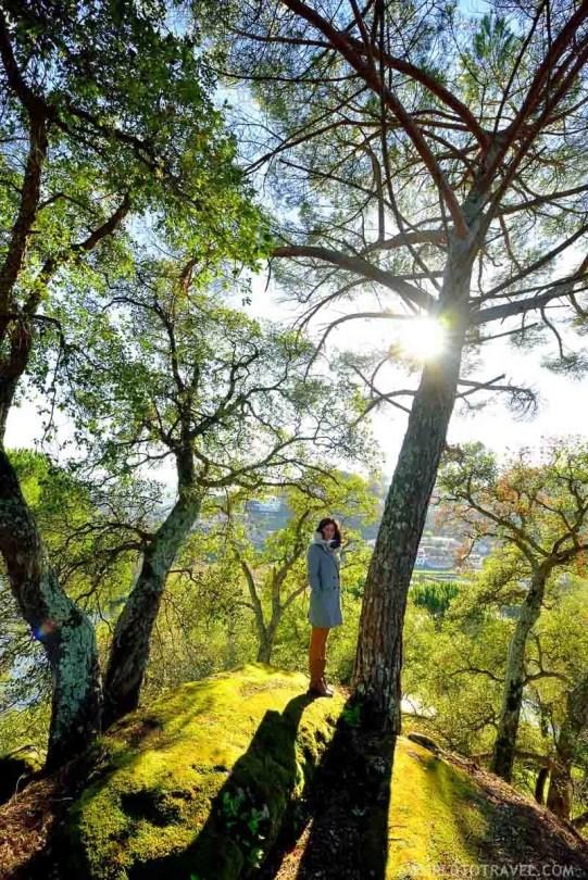 Ilha dos Amores - Castelo de Paiva - Montanhas Magicas Road Trip - Portugal - A World to Travel (5)