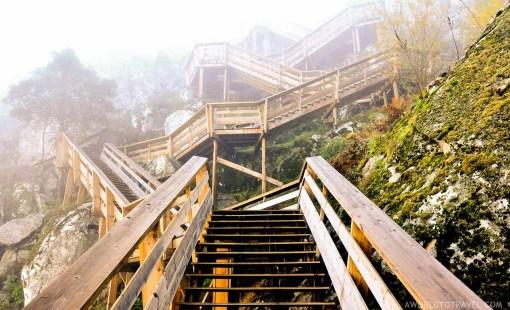 Passadiços do Paiva - Arouca - Montanhas Magicas Road Trip - Portugal - A World to Travel (14)