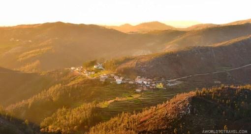 Serra da Freita terraces - Arouca - Montanhas Magicas Road Trip - Portugal - A World to Travel