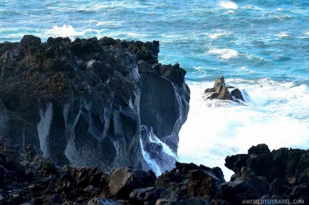 Ponta da Ferraria - Best Photography Locations in Sao Miguel - Azores Road Trip - A World to Travel (36)
