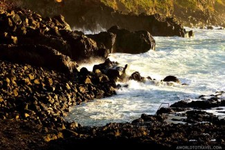 Ponta da Ferraria - Best Photography Locations in Sao Miguel - Azores Road Trip - A World to Travel (45)