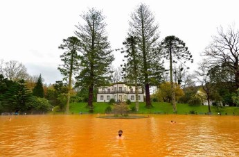 Terra Nostra Garden - Best Photography Locations in Sao Miguel - Azores Road Trip - A World to Travel (12)