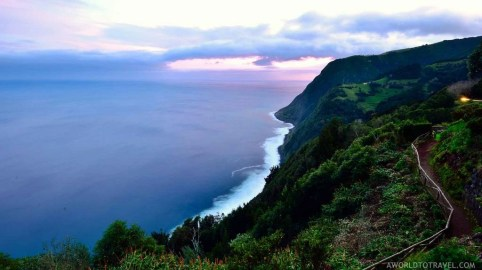 Viewpoint of Ponta do Sossego - Best Photography Locations in Sao Miguel - Azores Road Trip - A World to Travel (80)