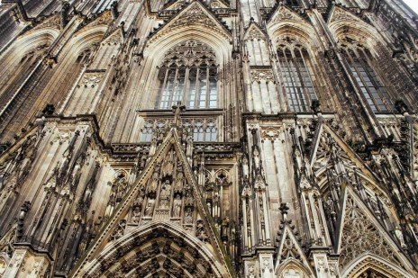 Cologne Dom façade - Hidden Gems in Germany that will Feed your Wanderlust - A World to Travel
