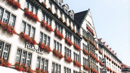 Munich Hirmer - Hidden Gems in Germany that will Feed your Wanderlust - A World to Travel