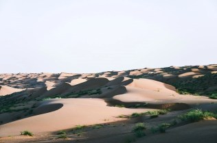 Muscat dunes - Oman - Arabian Countries of the Gulf You Should Visit Next - A World to Travel