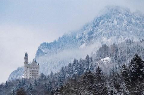 Neuschwanstein Castle - Schwangau - Hidden Gems in Germany that will Feed your Wanderlust - A World to Travel