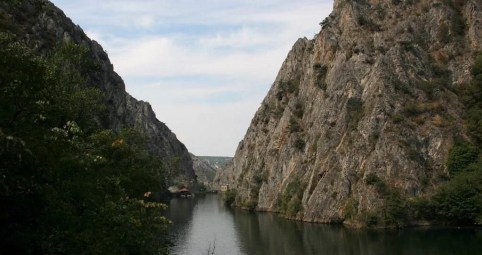 Canyon Matka - Macedonia Travel Guide - A World to Travel