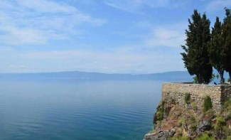 Ohrid lake - st. Kaneo View - Macedonia Travel Guide - A World to Travel