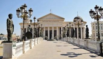 Skopje bridge - Macedonia Travel Guide - A World to Travel