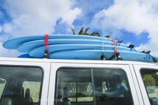 surf boards - Surf and Yoga Retreat in Portugal - Chicks on Waves - A World to Travel