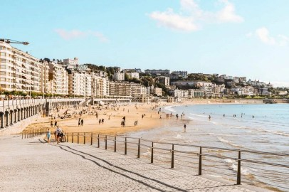 San Sebastian Basque Country Spain - Epic Destinations Camping South of France - A World to Travel (9)