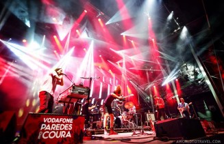 King Gizzard&The Lizzard Wizzard - Paredes de Coura festival 2018 - A World to Travel (1)