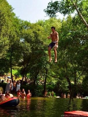 Taboao river beach - Paredes de Coura festival 2018 - A World to Travel (4)