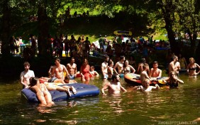 Taboao river beach - Paredes de Coura festival 2018 - A World to Travel (5)