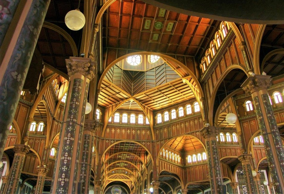Cartago basilica - Costa Rica - Safest Countries In Latin America For Travelers - A World to Travel