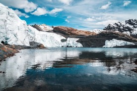 Pastouri glacier - Peru - Safest Countries In Latin America For Travelers - A World to Travel