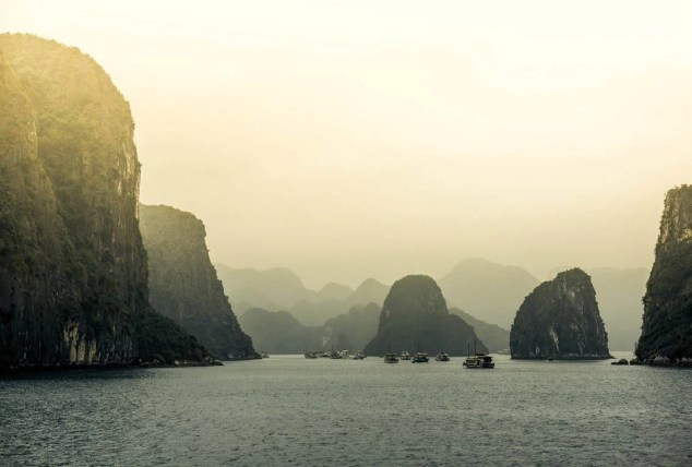 Ha Long Bay - Best places to visit in Vietnam - A World to Travel