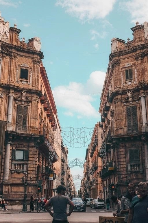 Palermo (3) - Road Trip Itinerary Throught The Best Coastal Spots And Cities In Sicily - A World to Travel