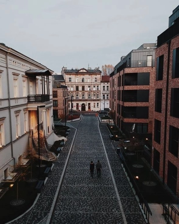 Krakow streets - Holocaust Sites and Jewish Heritage Cities in Poland - A World to Travel