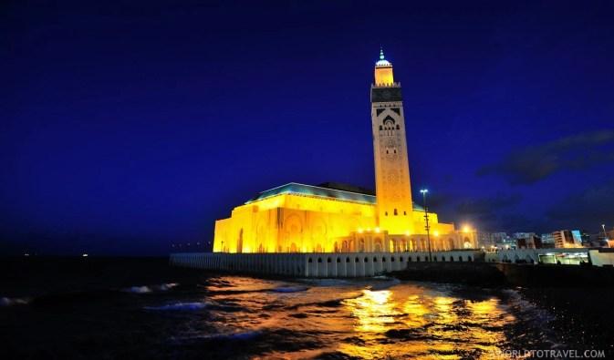 Casablanca - One Week Morocco Itinerary Along The Atlantic Coast - A World to Travel (5)