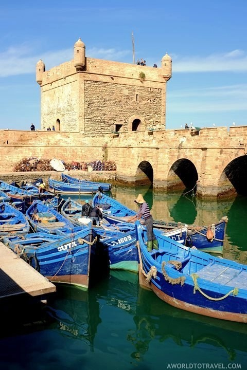 Essaouira - One Week Morocco Itinerary Along The Atlantic Coast - A World to Travel (3)