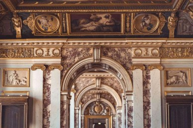 Perspectives - Louvre Museum Paris facts - A World to Travel