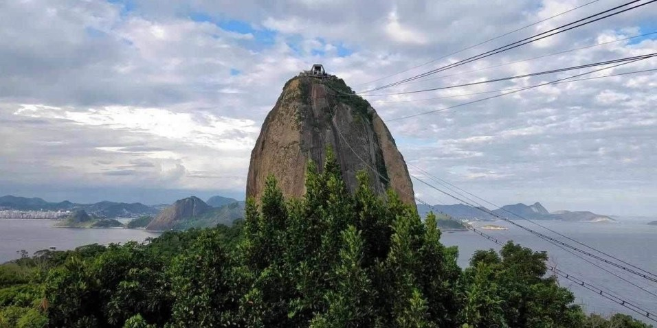 Sugarloaf Mountain - Rio de Janeiro - Here's How To Road Trip 5 Brazilian Cities In Two Weeks - A World to Travel