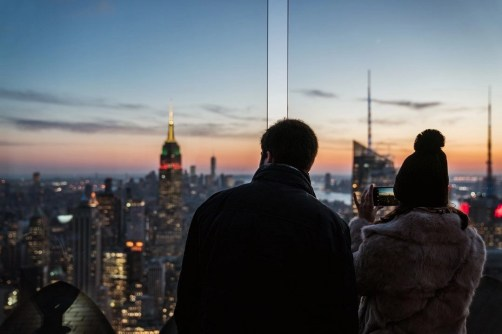 Top of The Rock (1) - Perfect 2 Days In New York Itinerary For First Time Visitors - A World to Travel