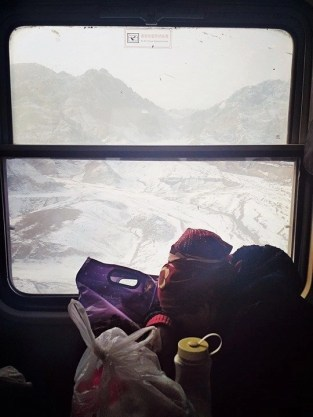 24h train to Urumqi - China - Silk Road Travel - A Central Asia Overland Trip - A World to Travel
