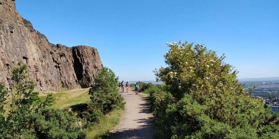 Arthur's Seat 2 - How To Make The Most Of 2 Days In Edinburgh - A World to Travel