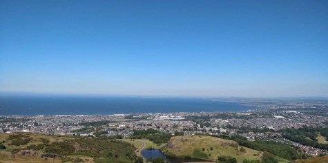 Arthur's Seat 4 - How To Make The Most Of 2 Days In Edinburgh - A World to Travel