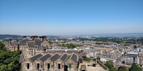 Edinburgh Castle 2 - How To Make The Most Of 2 Days In Edinburgh - A World to Travel