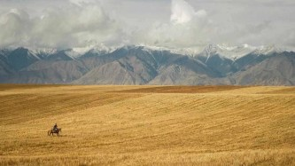 Issyk Kul - Kyrgyzstan - Silk Road Travel - A Central Asia Overland Trip - A World to Travel